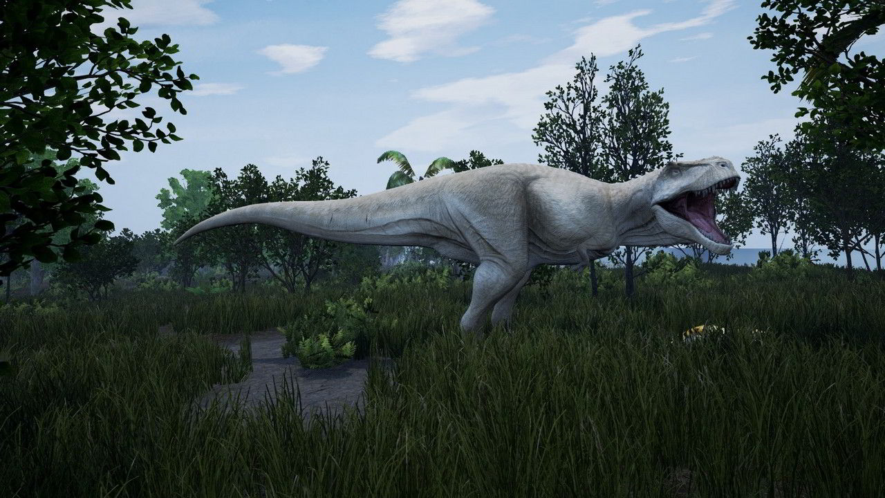 Скачать симулятор динозавров через торрент