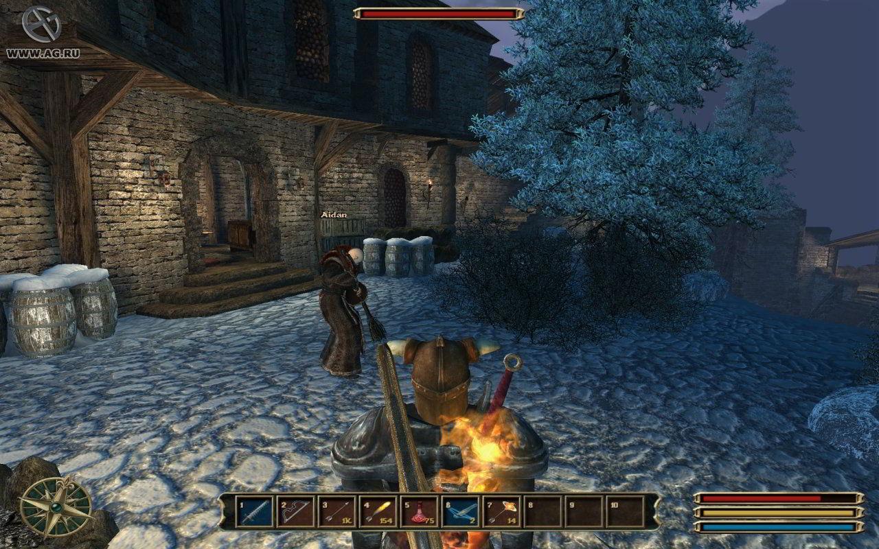 Игра готика скачать торрент на пк