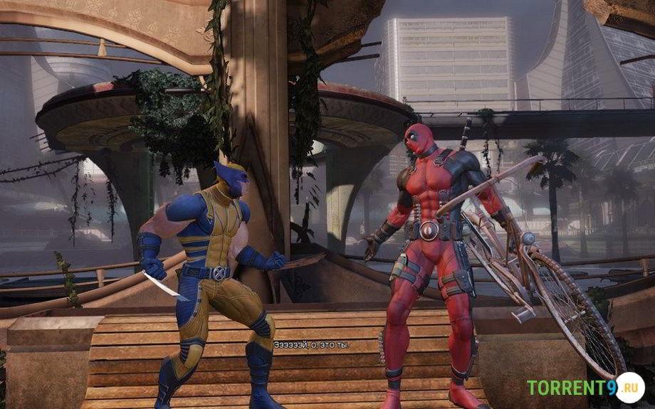 Скачать Deadpool Игру На Пк - фото 4