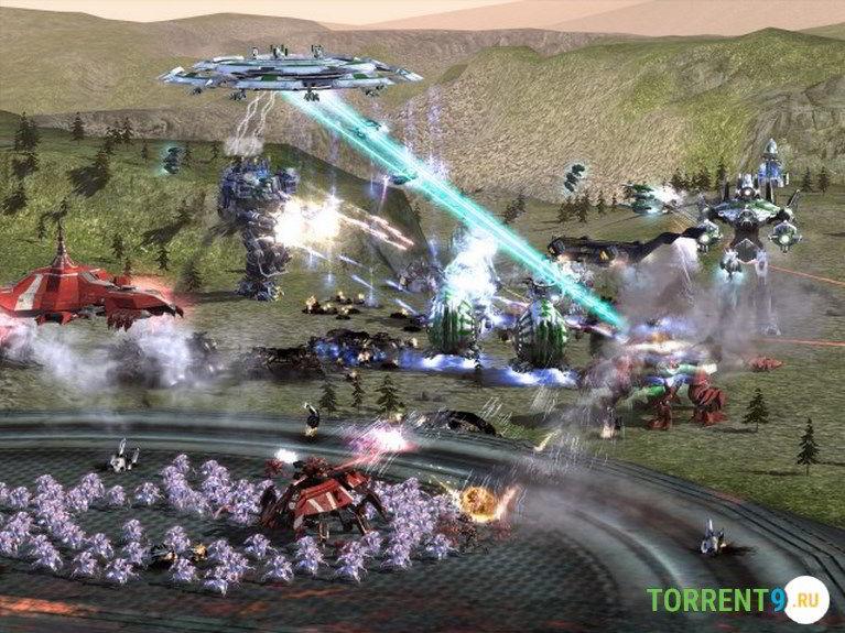 Game commander 3 rus скачать торрент