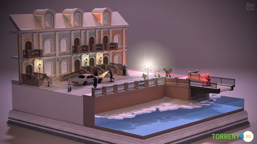 Hitman Go Definitive Edition