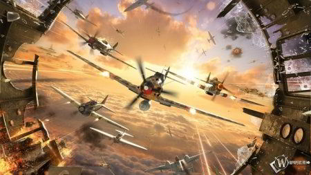 War Thunder World of Planes