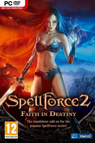 Spellforce 2 Faith in Destiny