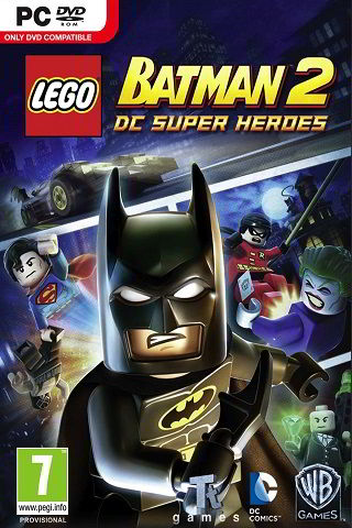 LEGO Batman 0 DC Super Heroes
