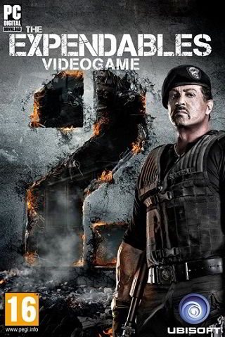 The Expendables 2 Video Game (Неудержимые 2)
