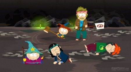 South park the stick of truth скачать.