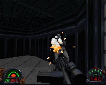 Star Wars Dark Forces скачать торрент