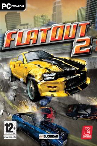Flatout 2 Forever Торрент.Torrent