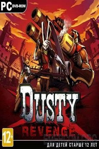 Dusty Revenge: Co-Op Edition With Artbook