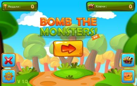 Bomb the Monsters! HD