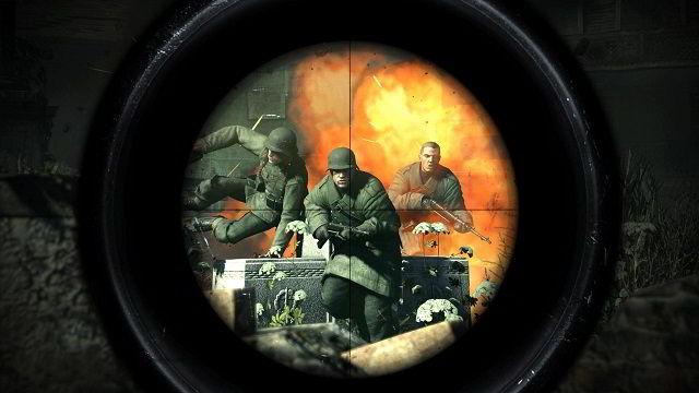 Скачать Снайпер Илит 1