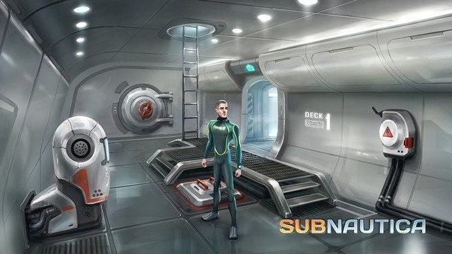 Subnautica Торрентом Rutor