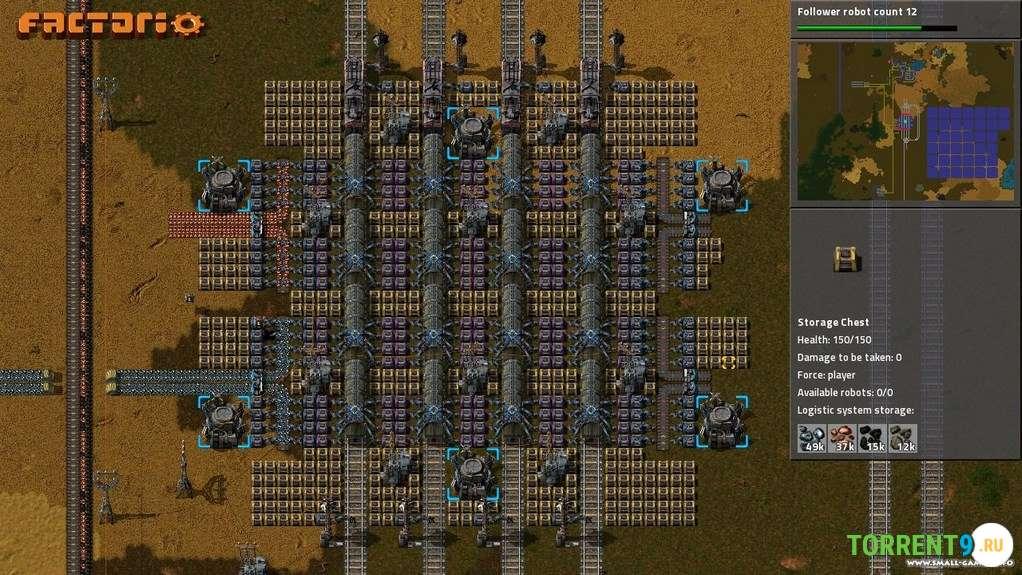 Factorio последняя версия