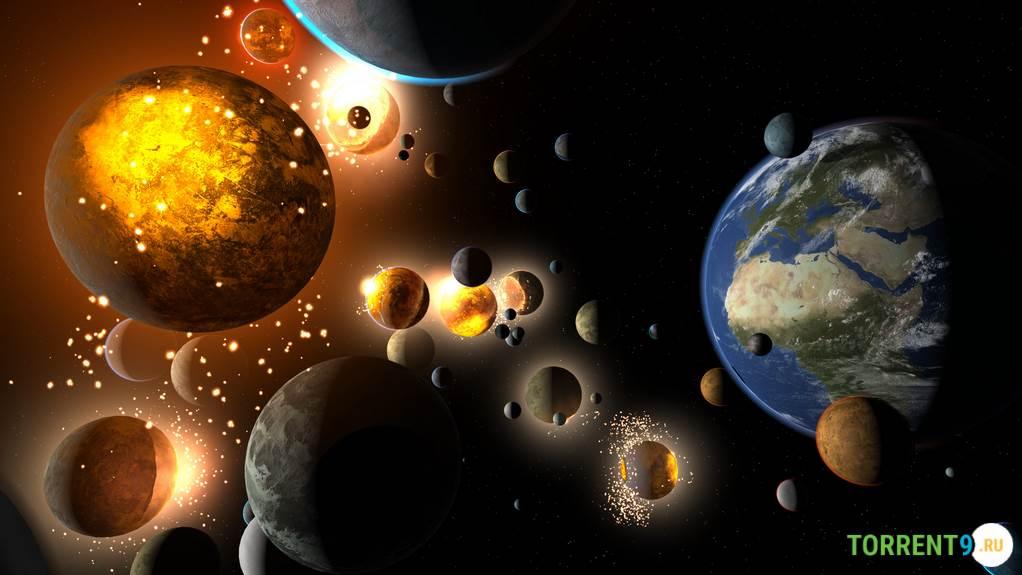 Universe sandbox 2 скачать торрент rus