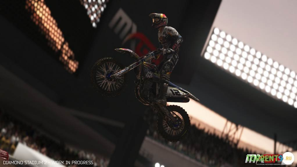 MXGP 2 The Official Motocross Videogame