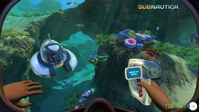 Скачать игру subnautica на пк