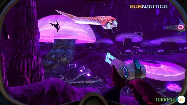 Скачать игру subnautica на русском через торрент
