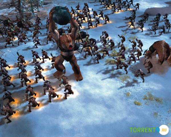 Битва за средиземье 2 игра скачать торрент