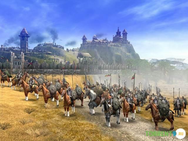 скачать игру властелин колец битва за средиземье 1 стратегия - фото 7