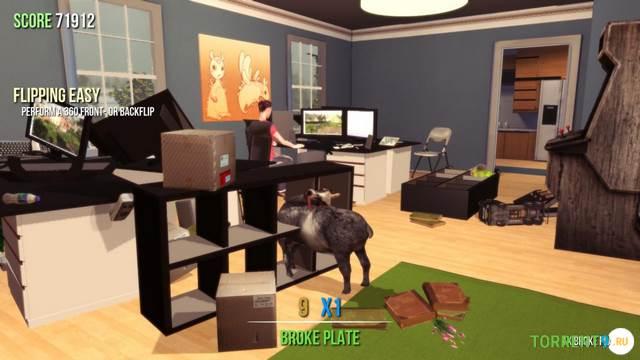 Симулятор козла скачать на компьютер