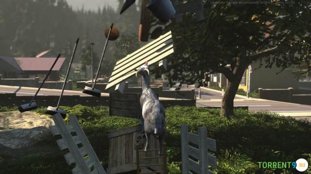 симулятор козла скачать торрент на русском