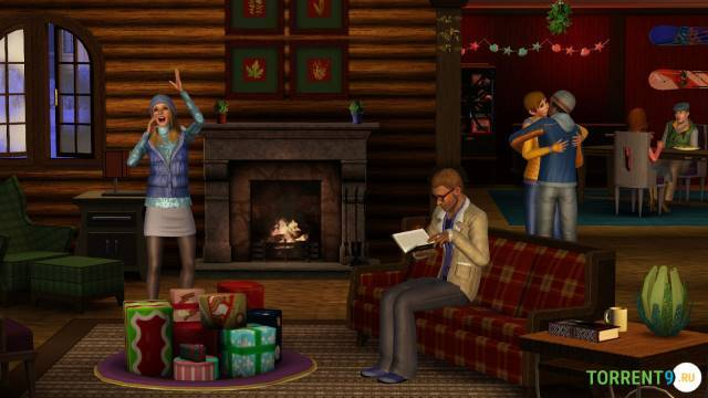 Скачать игру sims 3 времена года через торрент на компьютер бесплатно