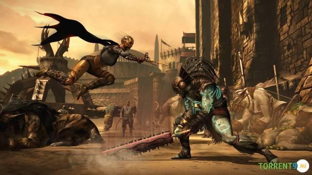 скачать игру на пк Mortal Kombat Xl через торрент - фото 7