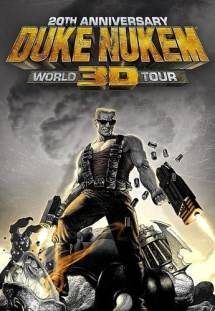 Duke Nukem 3D 20th Anniversary World Tour