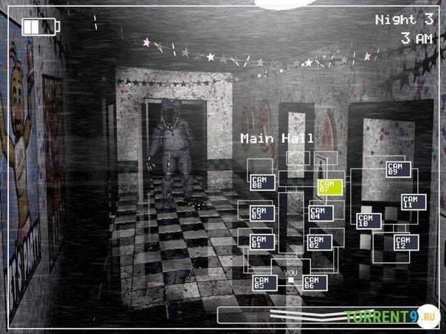 Скачать игру фнаф 2 на компьютер через торрент