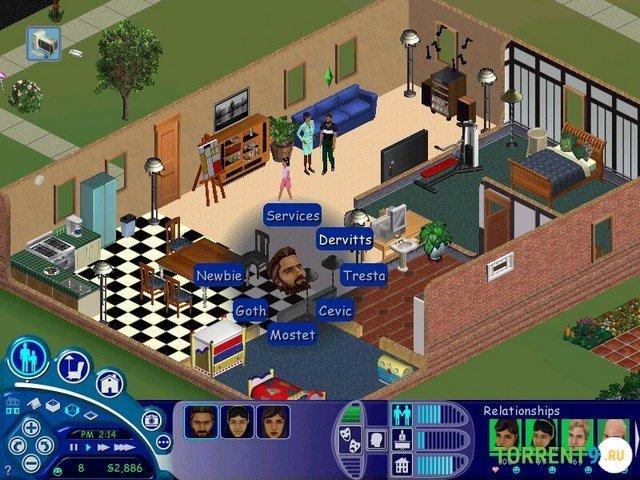 Sims 1 Скачать Торрент Антология - фото 4