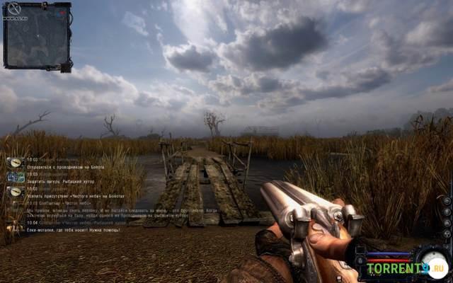 игра сталкер чистое небо на русском скачать бесплатно через торрент - фото 7