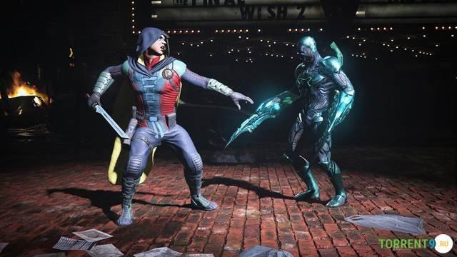 Injustice 2 игра на компьютер скачать торрент - фото 10