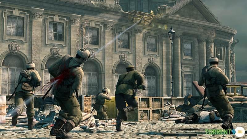 Скачать Игру Скачать Sniper Elite V2 Через Торрент - фото 11