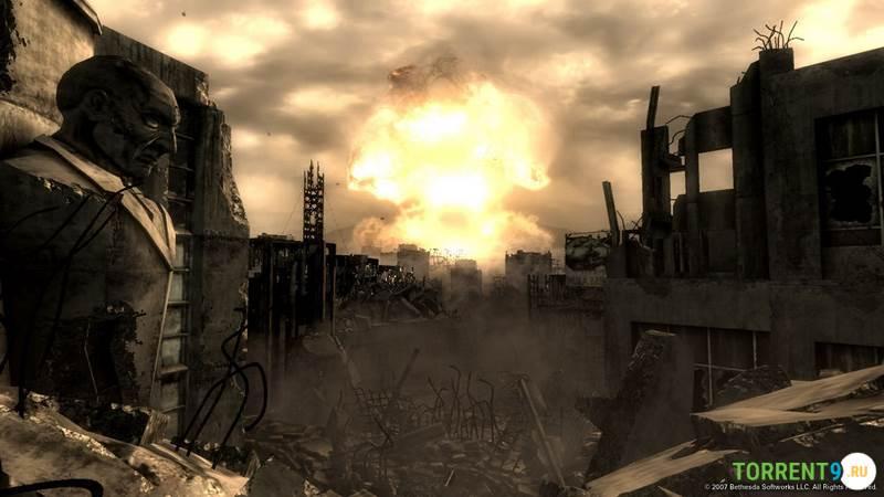 Скачать бесплатно игру на пк fallout 3