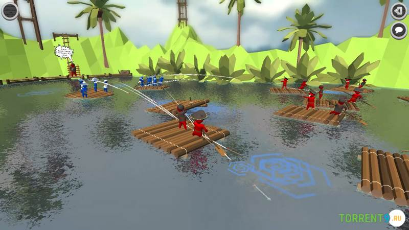 скачать Raft игру через торрент на пк на русском от механиков - фото 11