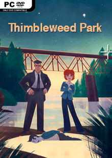 Thimbleweed park rus скачать торрент
