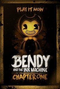 Скачать игру bendy and the ink machine на русском