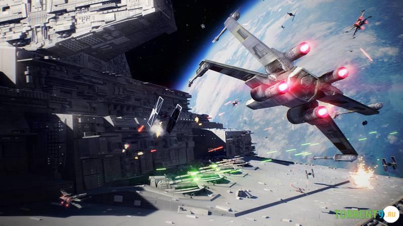 Скачать игру star wars battlefront 2017