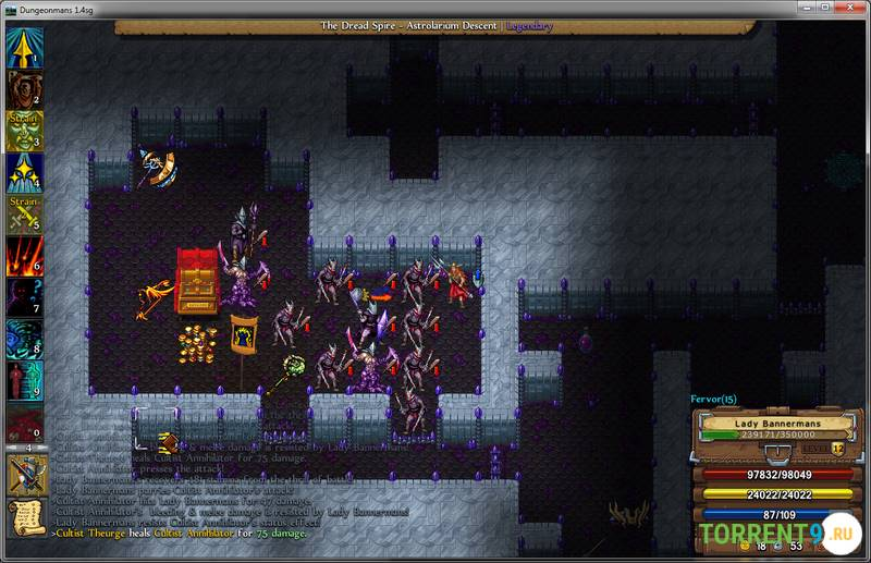 Dungeonmans The Heroic Adventure Roguelike