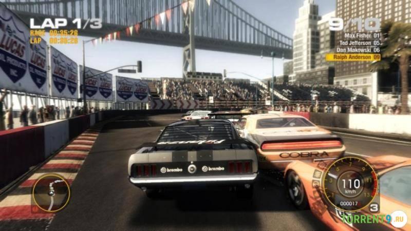 Race driver grid galerie