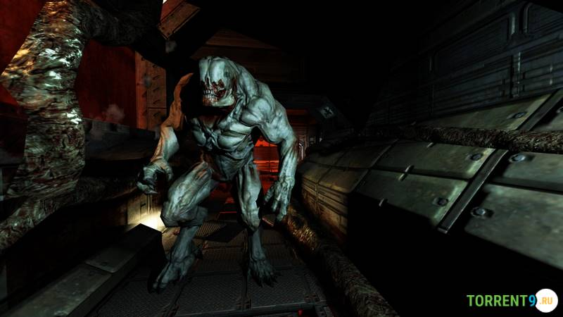 Doom 3 скачать торрент rus
