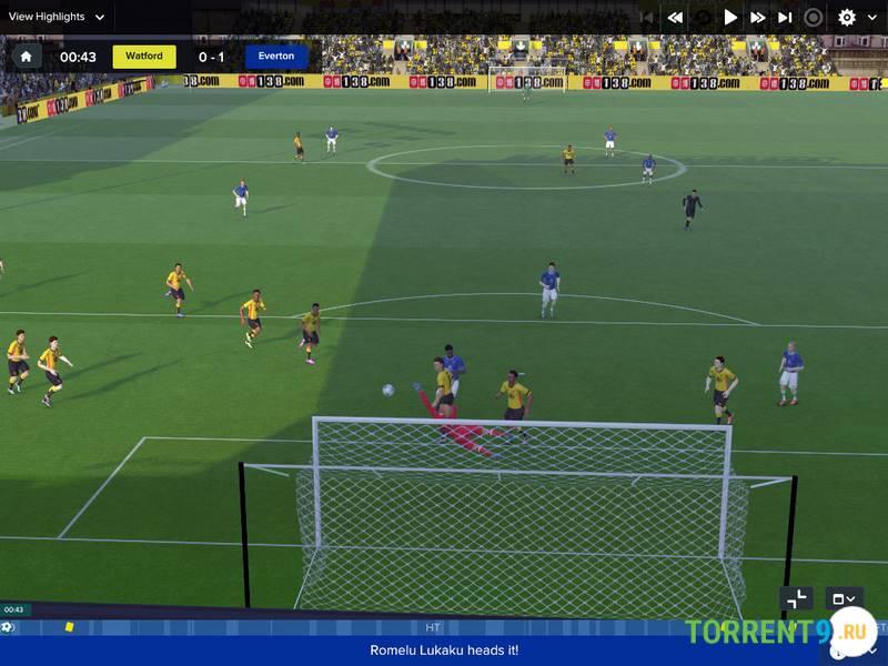 Игры футбол на пк скачать через торрент