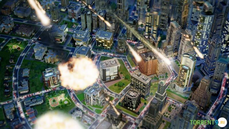 Скачать Simcity 6 Торрент - фото 2