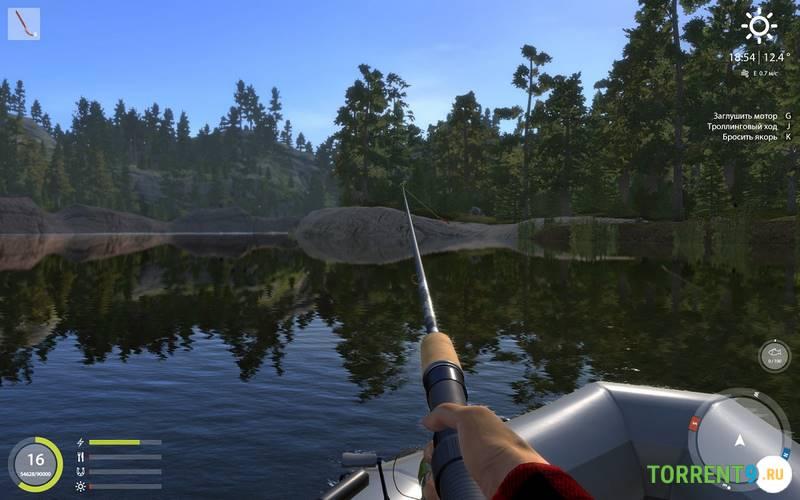 Скачать рыбалку торрент на пк