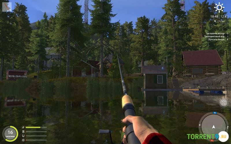торрент скачать русская рыбалка 4