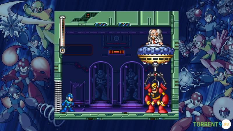 Megaman 2 скачать на pc на компьютер