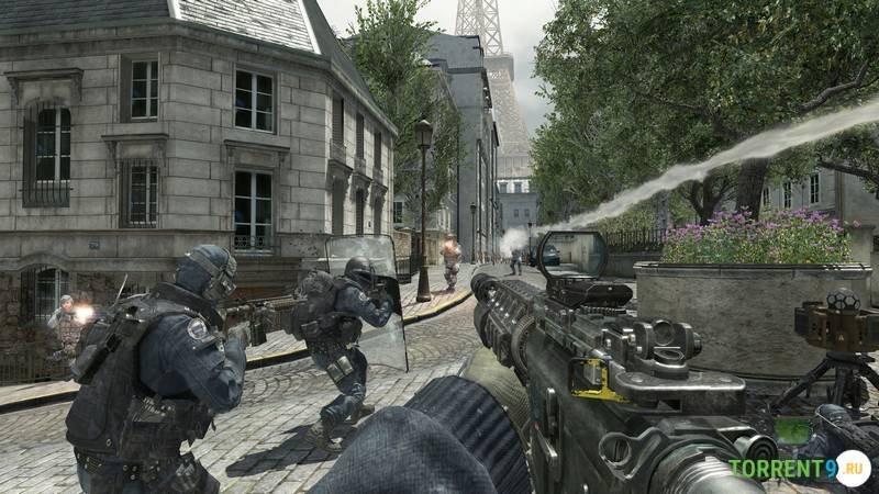 MW3 - Call of Duty: Modern Warfare 3