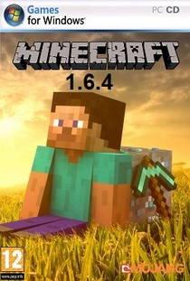 Minecraft 1. 6. 4 (2013) rus скачать через торрент на pc бесплатно.