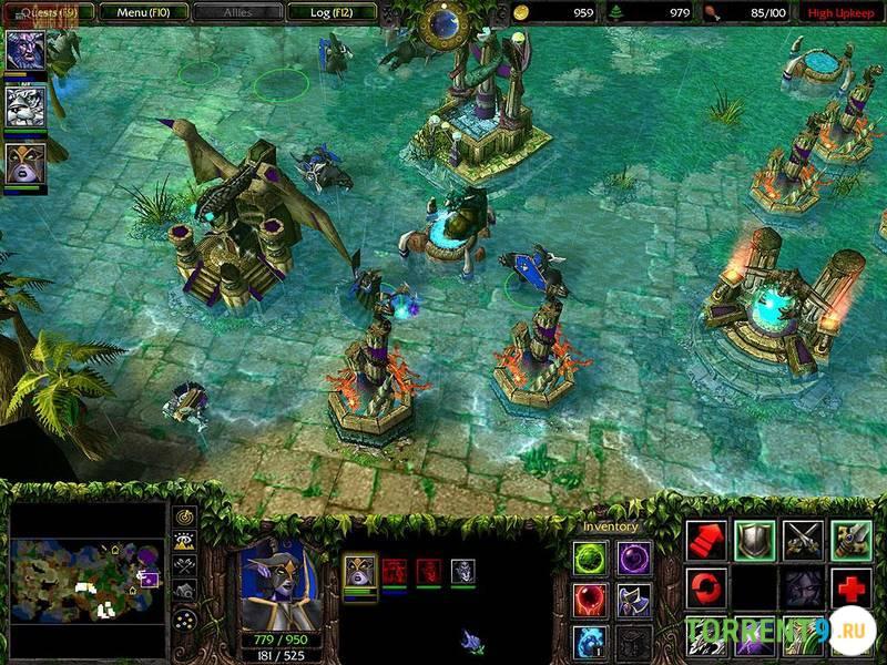 Warcraft 2 скачать на компьютер