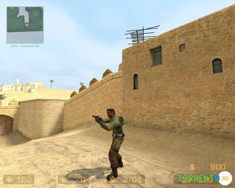 Counter-Strike Source v88